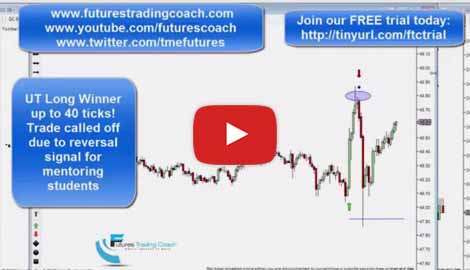 Futures Trading Coach | Trading Call Room, Futures Mentoring